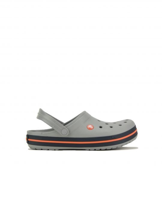 Crocs Crocband (11016-01U) Light Grey/Navy