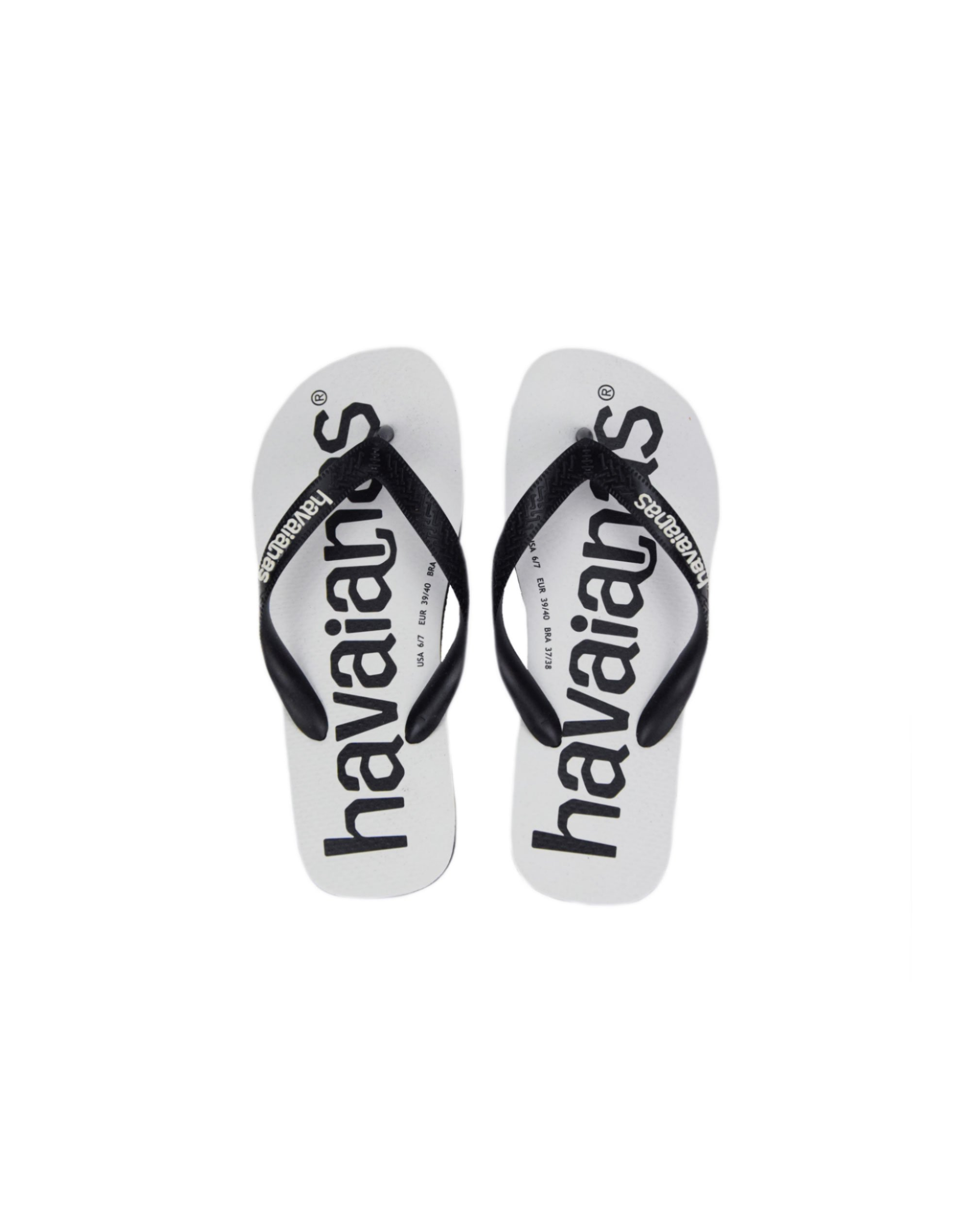 Havaianas Top Logo Mania (4144264 1069) Black/White