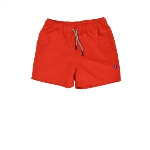 Jack & Jones Aruba Swim Shorts Solid Junior (12166328) Fiery Red