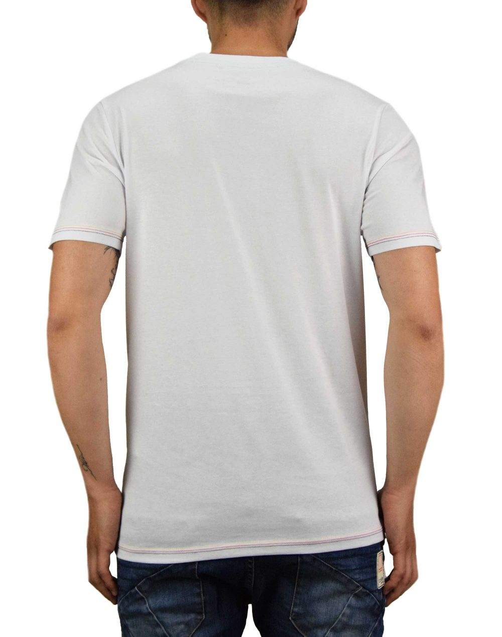 Jack & Jones Jacob Tee (12171360) White