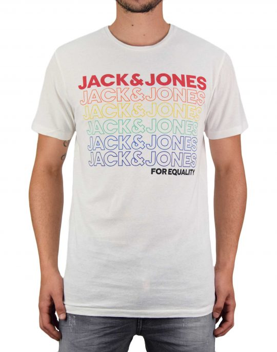 Jack & Jones Proud Tee (12173798) Cloud Dancer