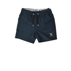Name It Zimons Shorts (13175172) Dark Sapphire