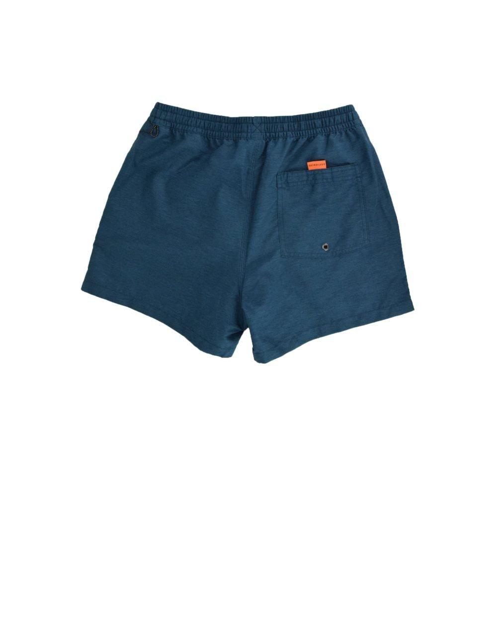 "Quiksilver Everyday 15"" - Swim Shorts (EQYJV03531-BSMH) Majolica Blue Heather"