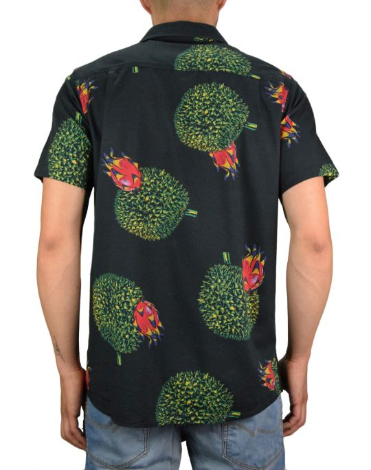 Roark Durian Shirt (RW468) Black