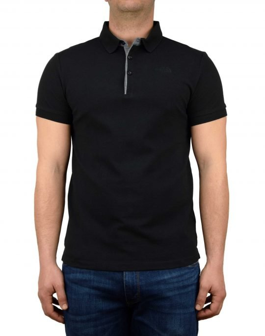 The North Face Premium Pique Polo (NF00CEV4KX71) Black