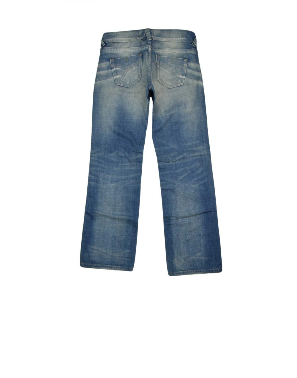 The Full Frontal Jean (6090) Stonewash