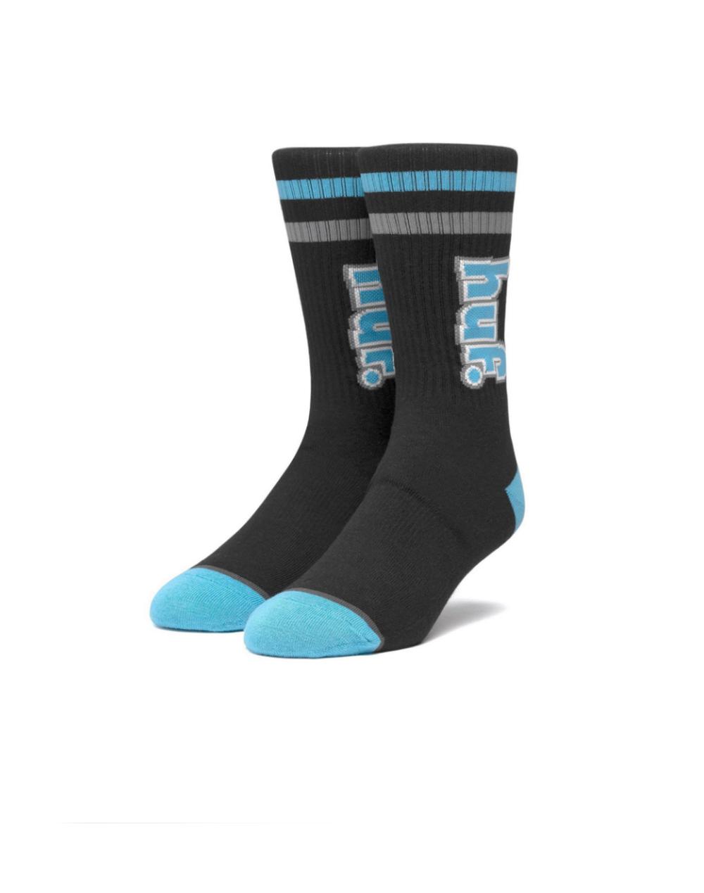 Huf 1993 Stripe Socks (SK00451) Black
