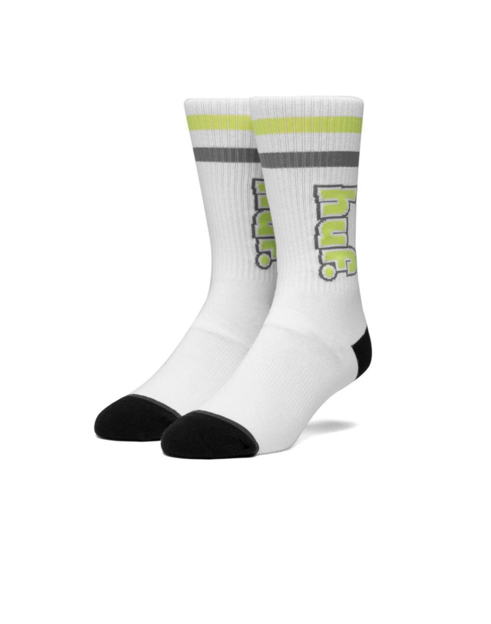 Huf 1993 Stripe Socks (SK00451) White