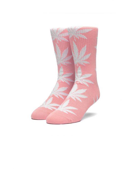 Huf Plantlife Socks (SK00298) Coral Pink