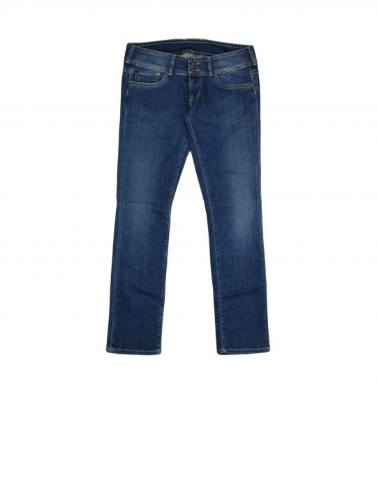 Pepe Jeans Melo Skinny (BAPPL201057Q232) Blue Denim