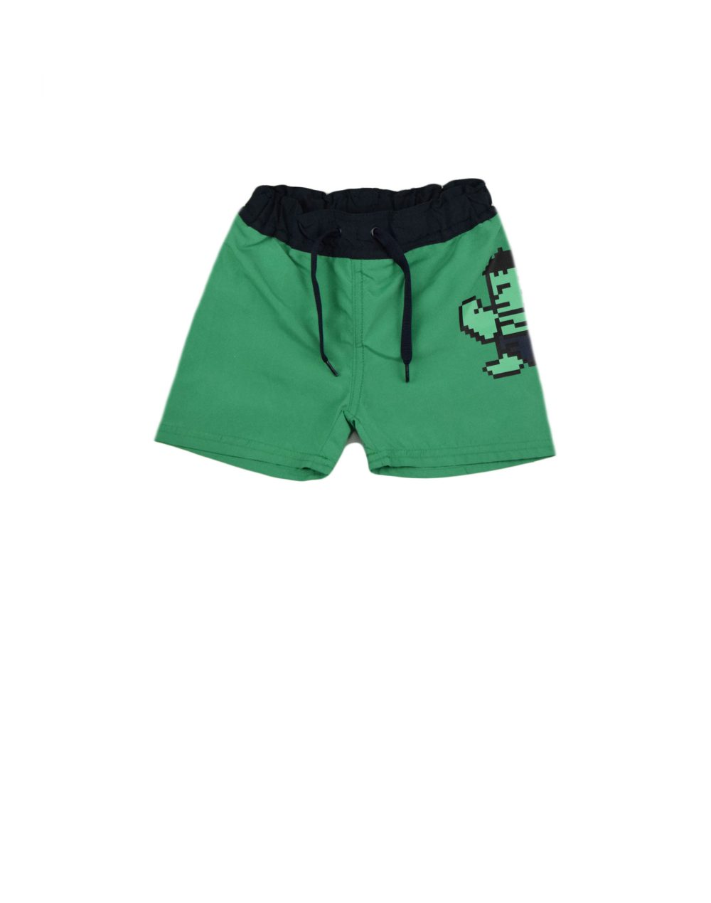 Name It Avengers Arrow Long Shorts (13174832) Leprechaun