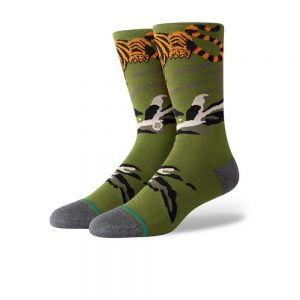 Stance Big Cat Crew (M548A20BCC) Green