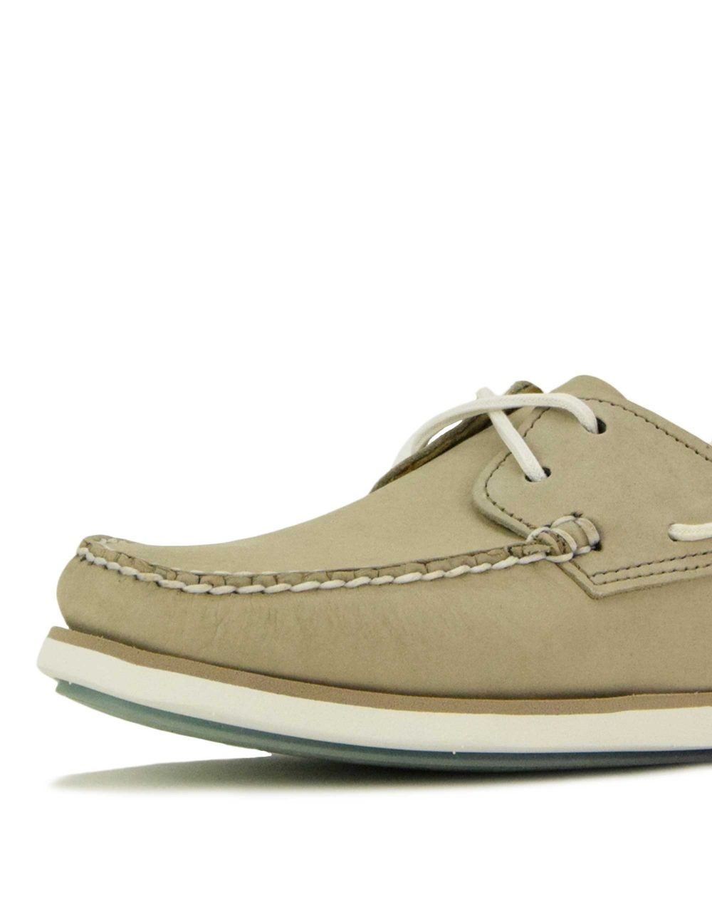 Timberland Atlantis Break Boat Shoe (TB0A2CM2 K51) Light Taupe