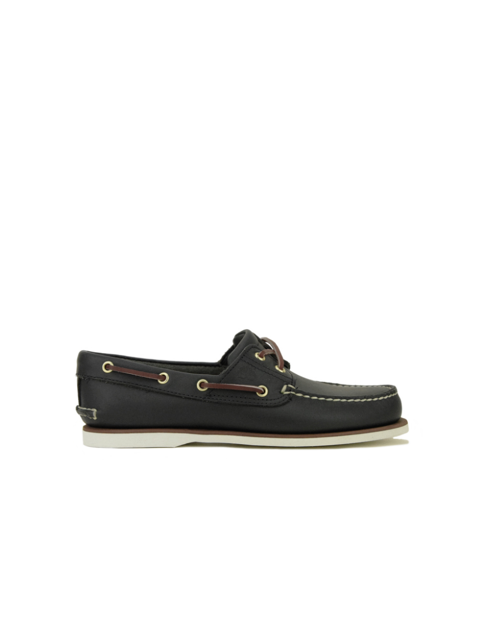 Timberland Classic 2 Eye Boat Shoe (TB074036 484) Blue