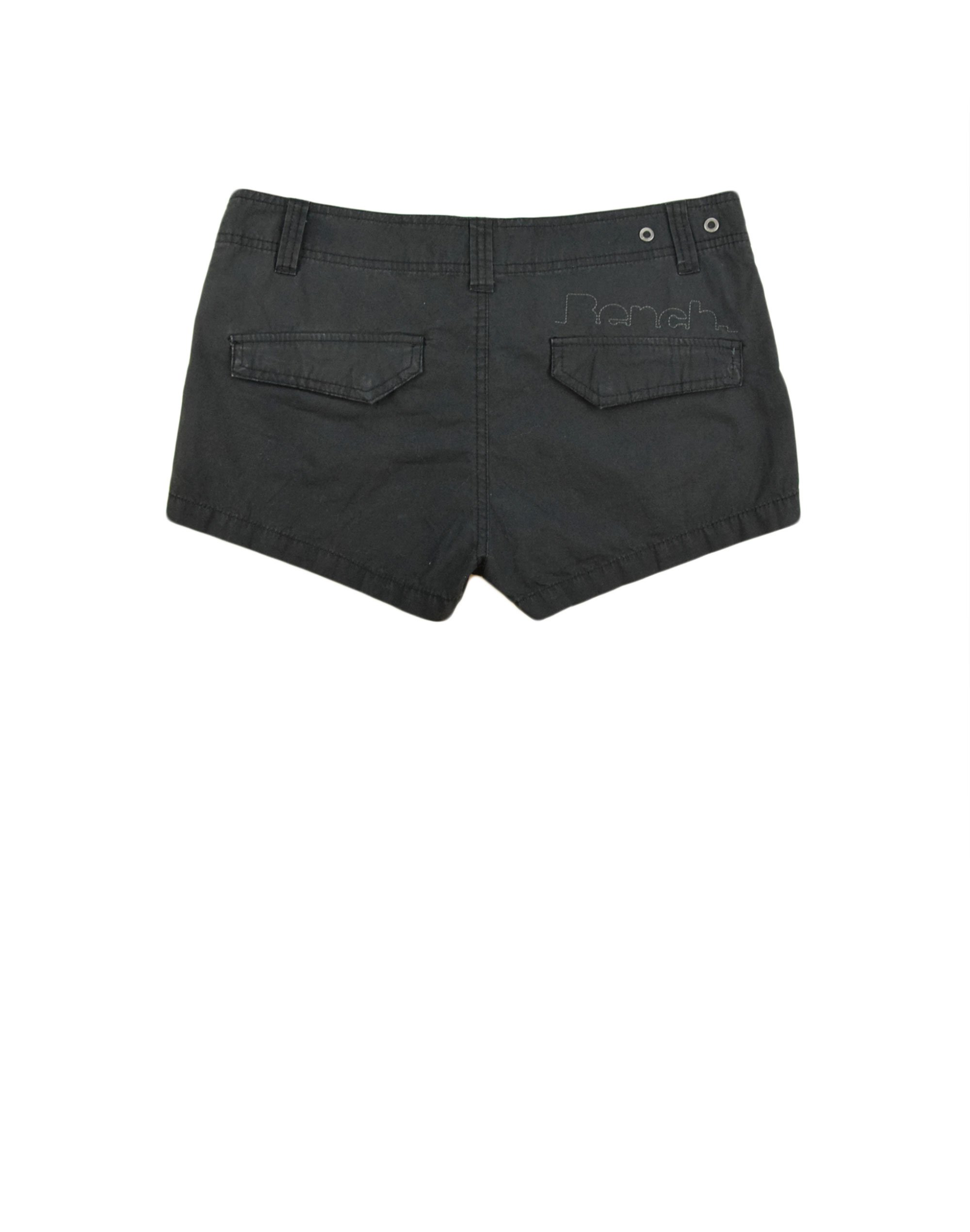 BENCH OVERLOAD 091BE 00213 BLACK