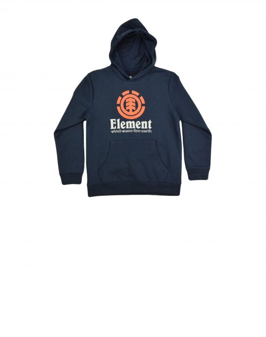 Element Vertical Hood Boy (U2HOA6 ELFO 3918) Eclipse Navy