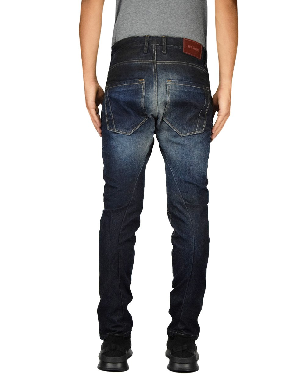 New Denim 11155 Blue Denim