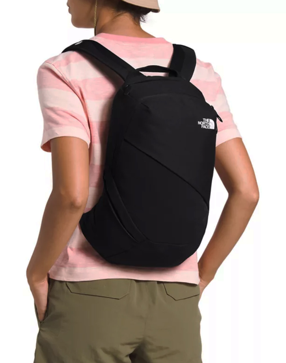 The North Face Electra 11L (NF0A3KYBYJW1) Black Heather/White