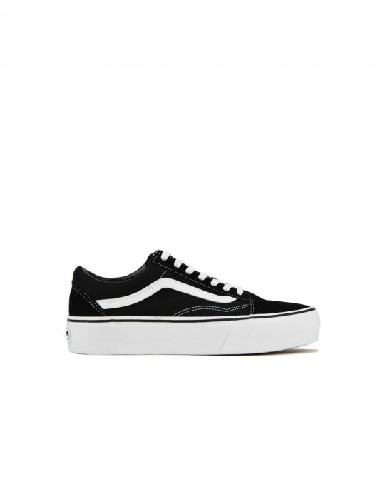 Vans Old Skool Platform (VN0A3B3UY281) Black/White