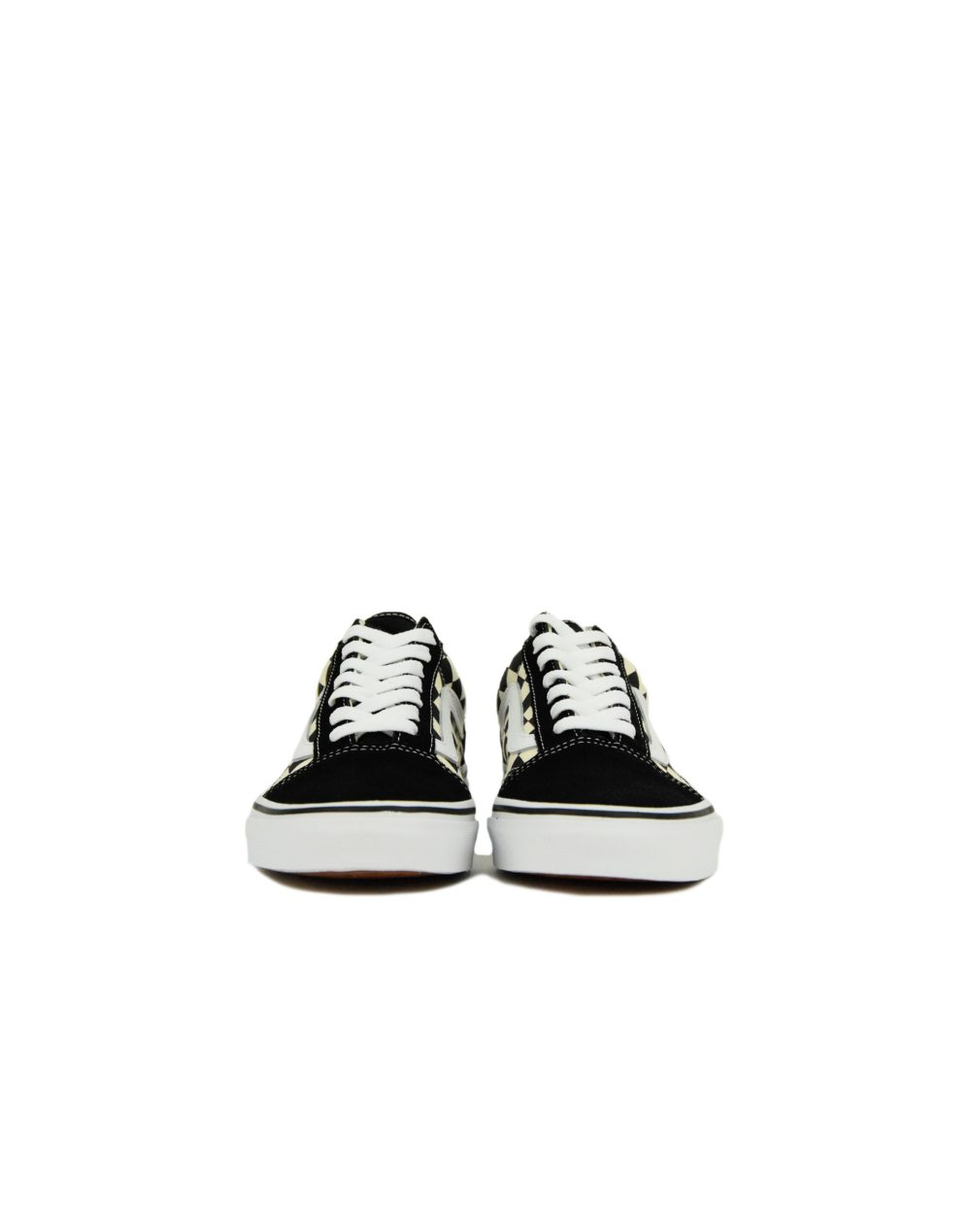 Vans Old Skool Primary Check (VN0A38G1P0S1) Black/White