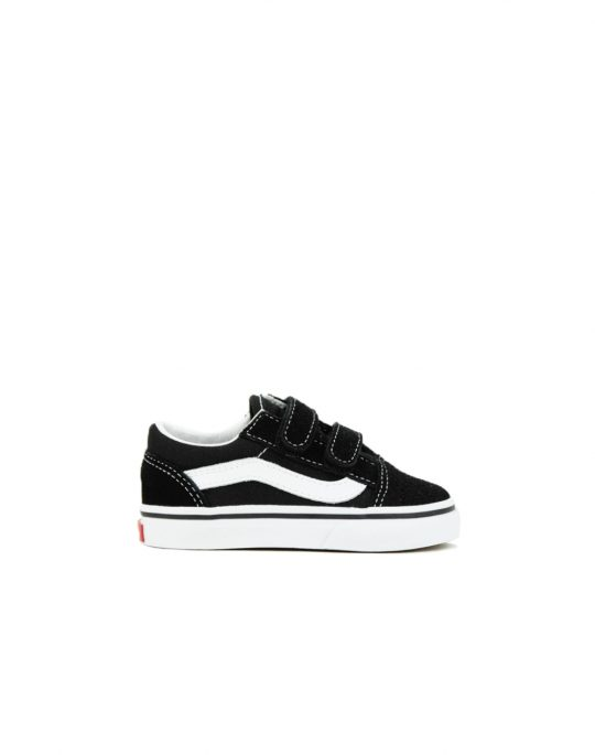 Vans Old Skool V (VN000D3YBLK1) Black/White