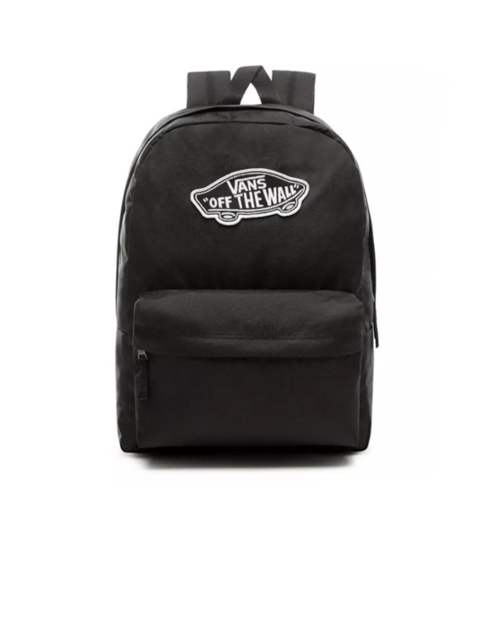 Vans Realm Backpack 22L (VN0A3UI6BLK1) Black