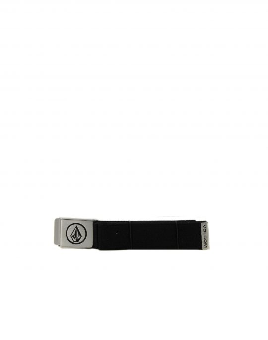 Volcom Circle Web Belt (D5932050 BLK) Black