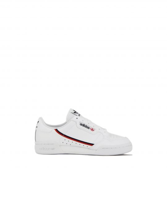 Adidas Continental 80 J (F99787) Cloud White/Scarlet/Collegiate Navy