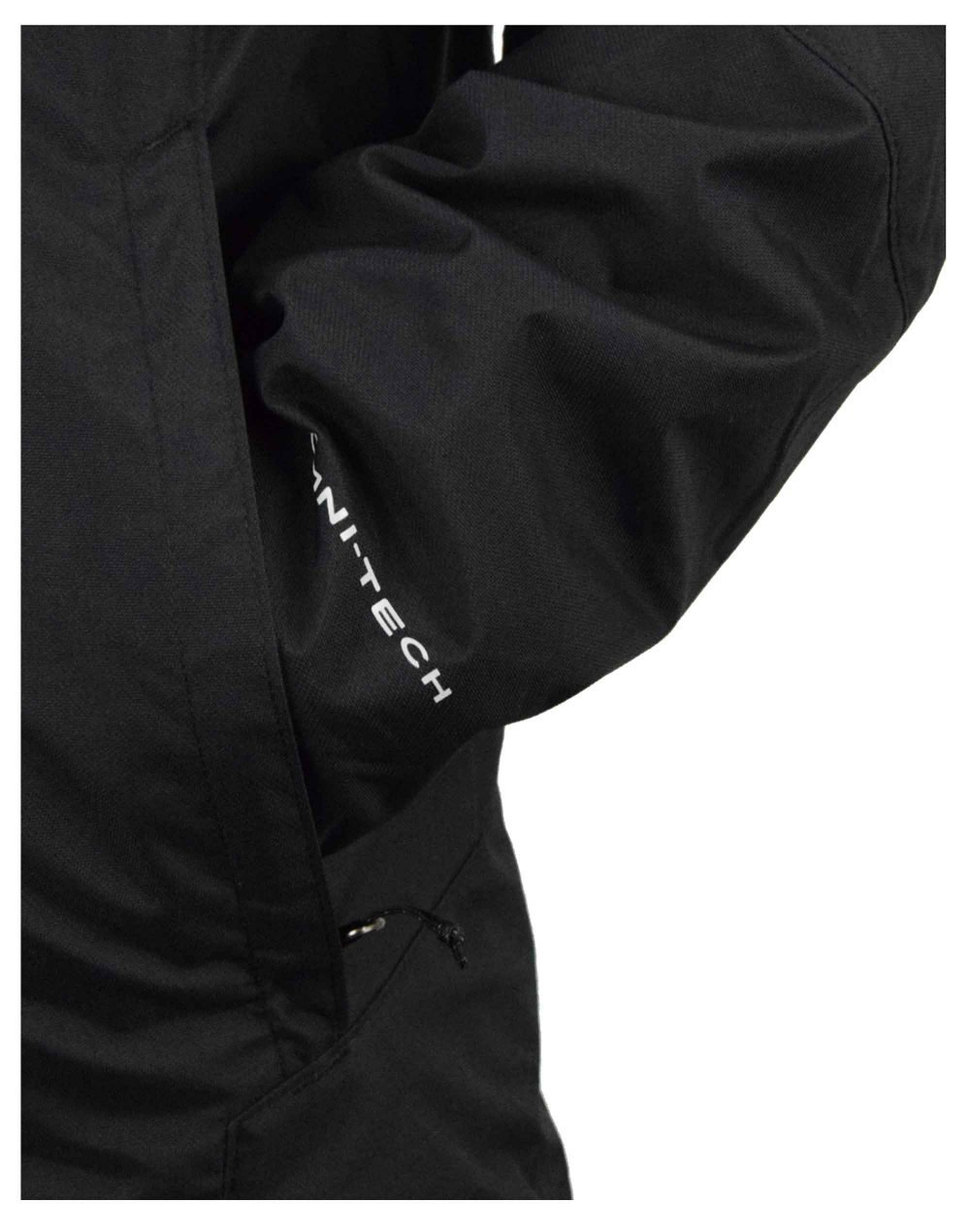 Columbia Bugaboo II Fleece Interchange Jacket (WO1273-010) Black