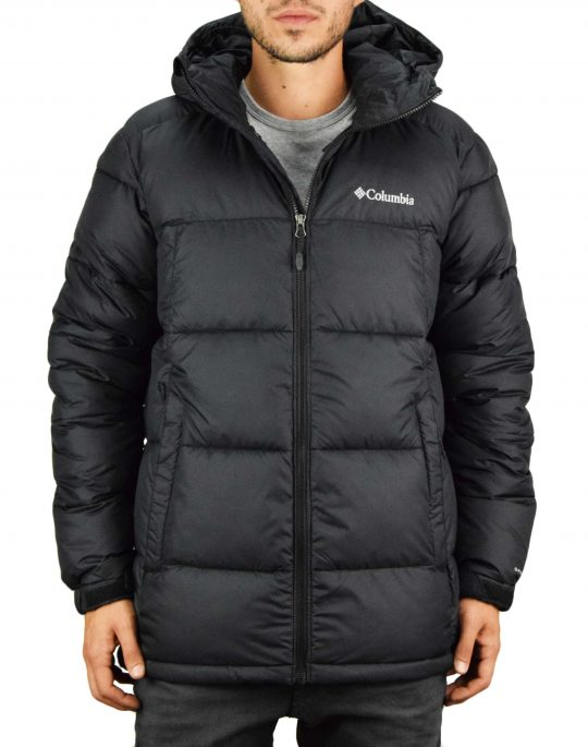 Columbia Pike Lake™ Hooded Jacket (WO0020-010) Black