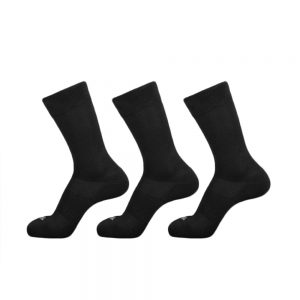 Columbia Sporting Crew 3 Pair Socks (C228B-3010) Black