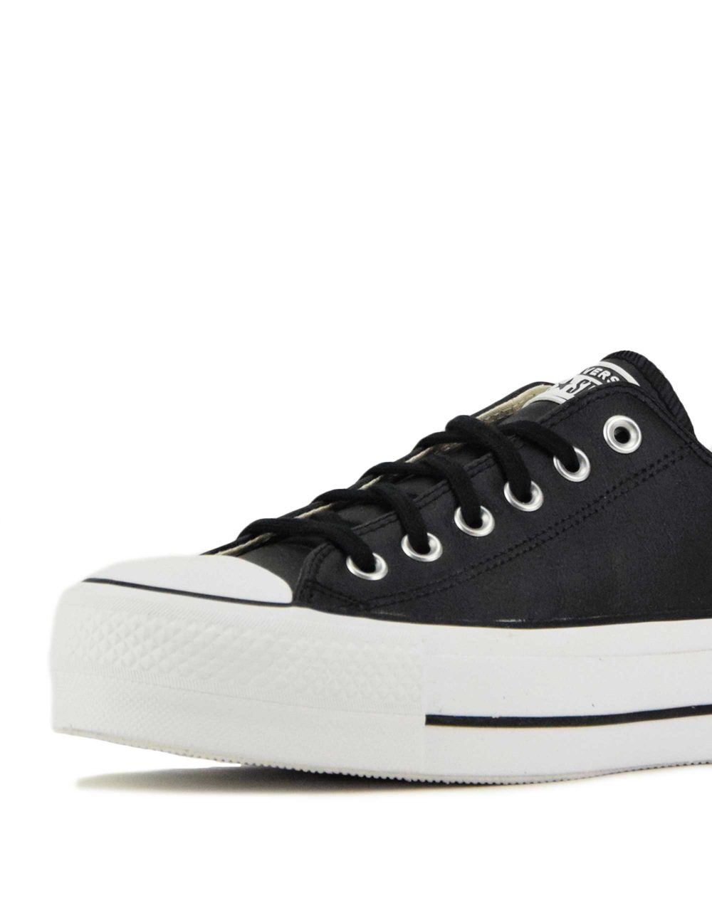Converse Chuck Taylor All Star Lift Clean OX (561681) Black/White