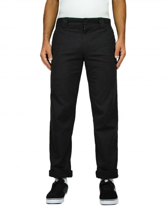 Dickies Original Fit Straight Leg 874 Work Pant (DK000874BLK1) Black