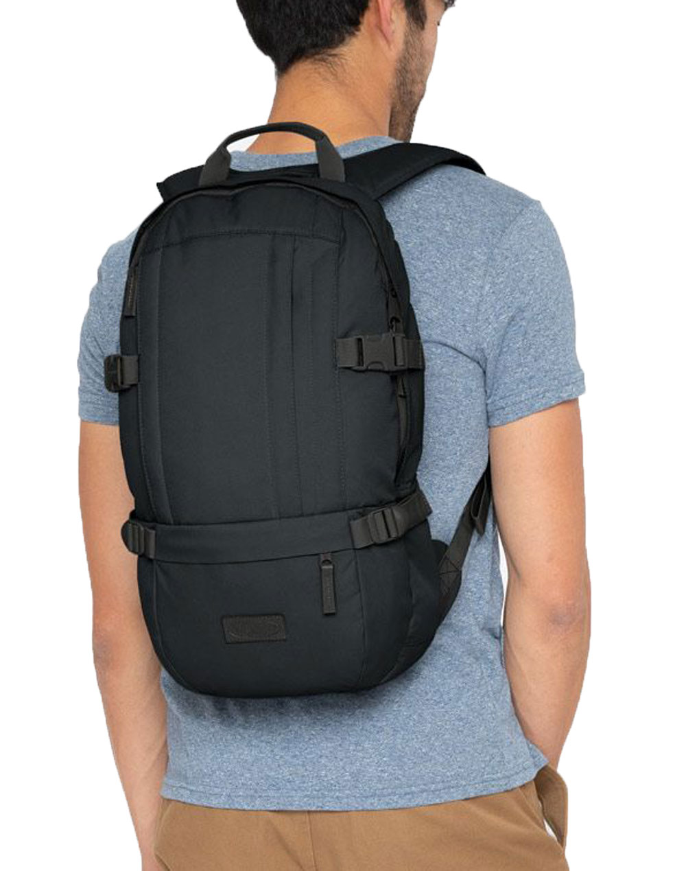 Eastpak Floid Backpack 16L (EK201 07I) Black