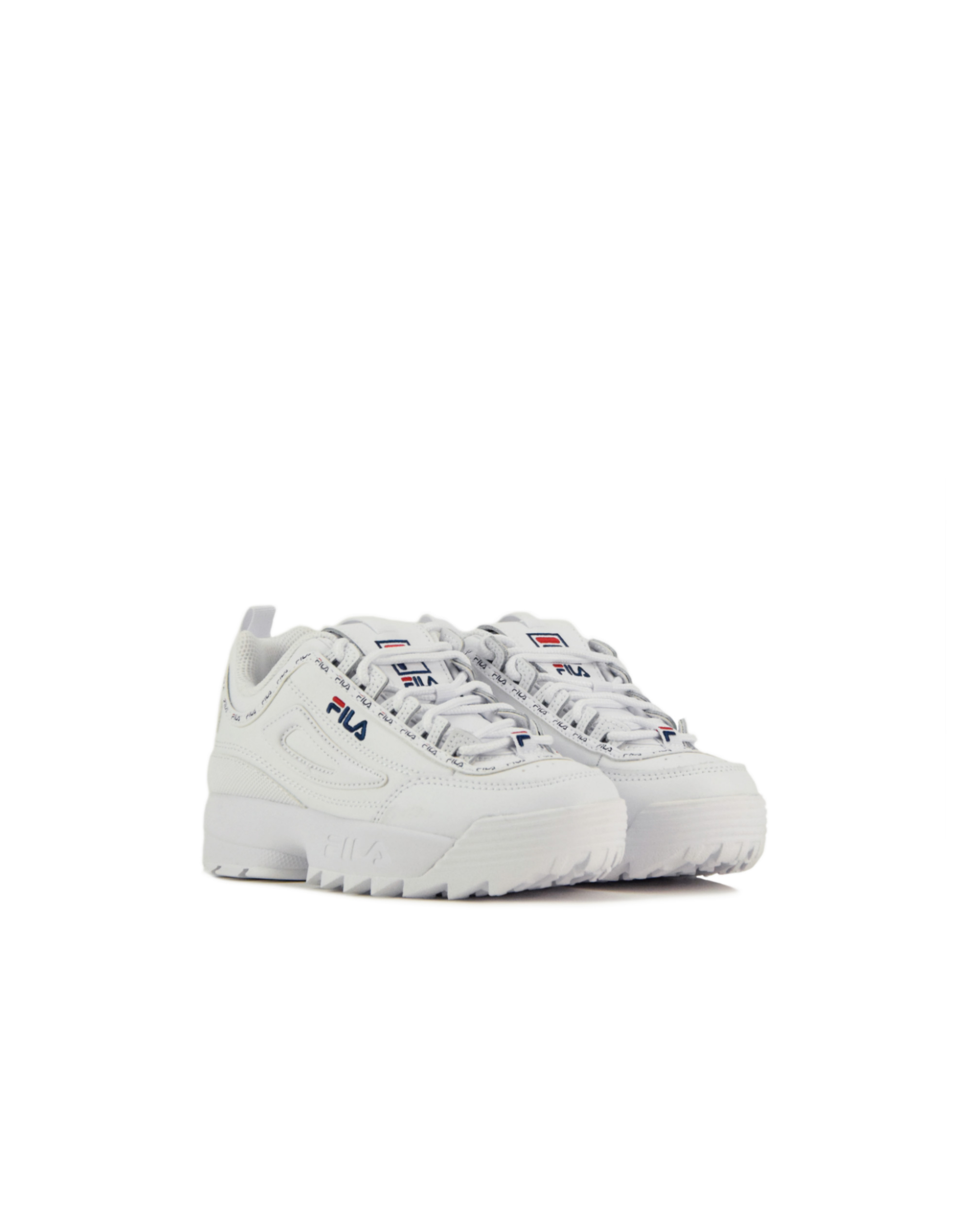 Fila Disruptor II Repeat (3FM00738-125) White