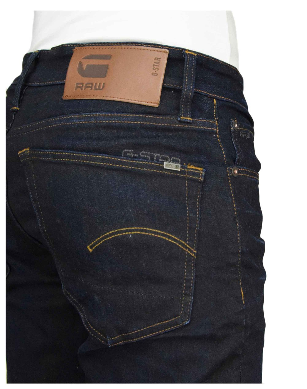 G-Star Raw 3301 Straight Tapered (51003-7209-89) Dark Aged
