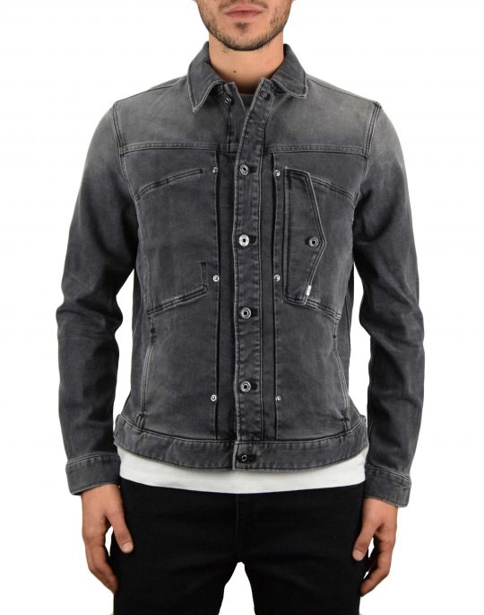 G-Star Raw Scutar Slim Jacket (D14499-B479-A800) Antic Charcoal