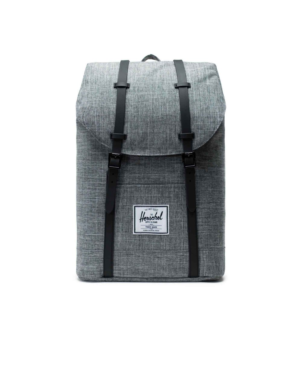 Herschel Supply Co Retreat 19.5L (10066-01132) Raven Crosshatch