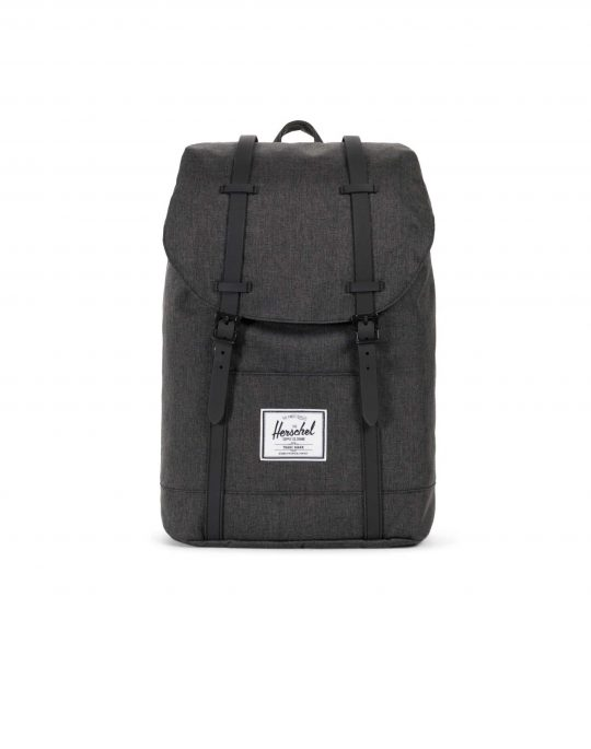 Herschel Supply Co Retreat 19.5L (10066-02093) Black Crosshatch