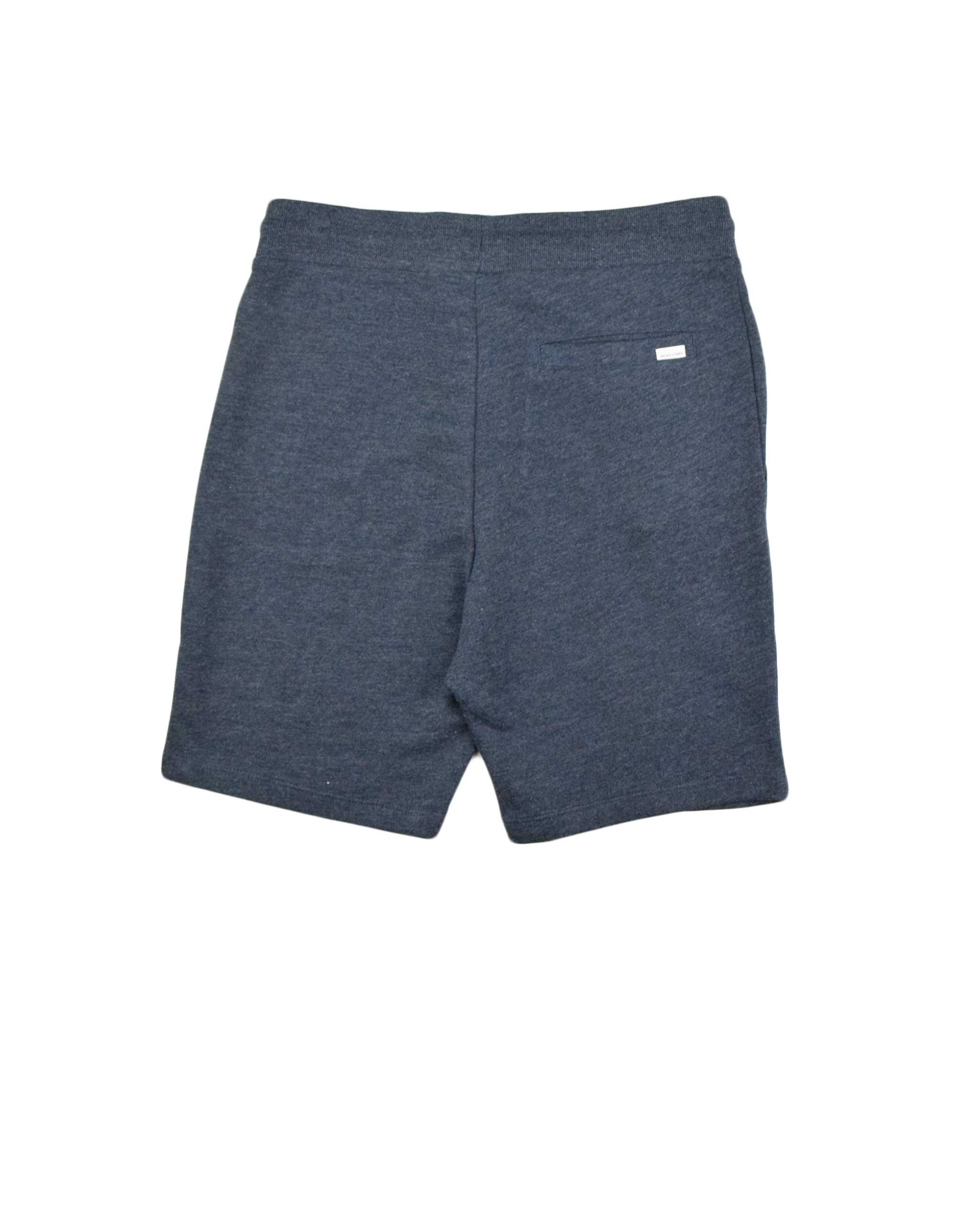 Jack & Jones Shark Sweat Short (12174129) Navy Blazer Melange
