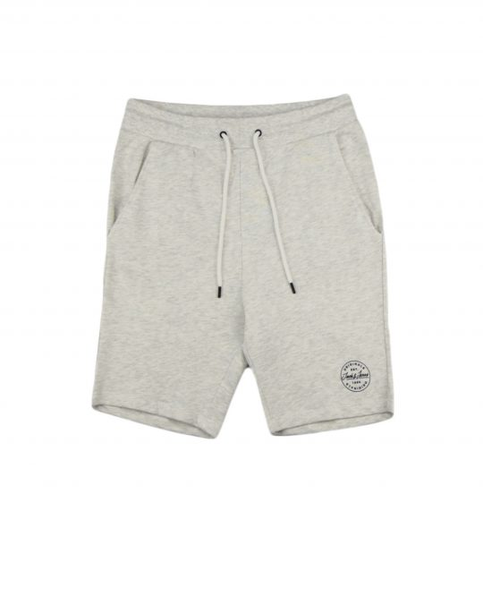 Jack & Jones Shark Sweat Short (12174129) White Melange