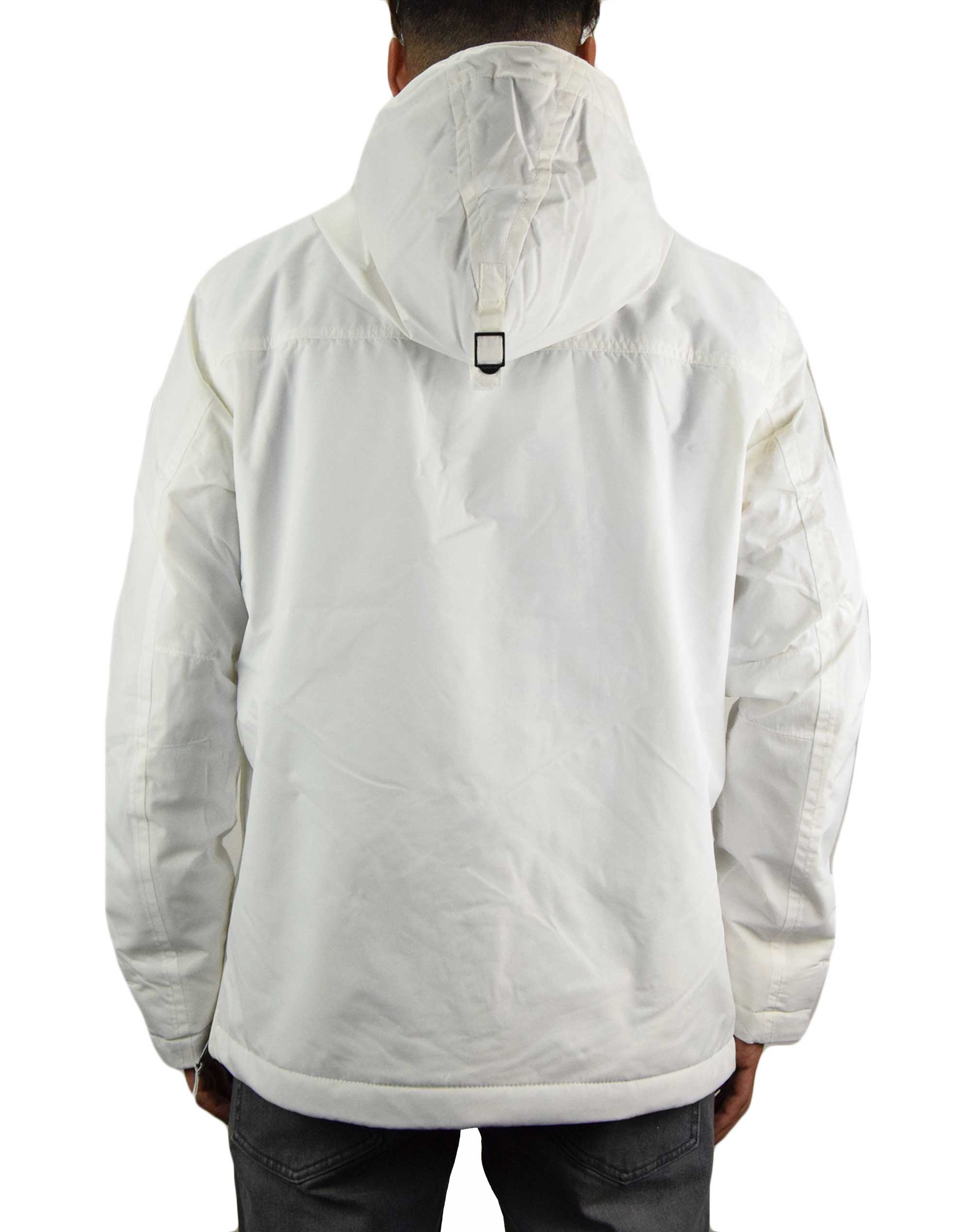 Napapijri Rainforest Pocket 1 Jacket (NP0A4EGY0021) Bright White