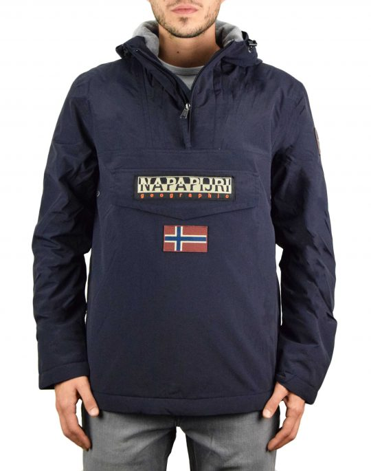Napapijri Rainforest Winter 2 Jacket (NP0A4EGZ1761) Blue Marine