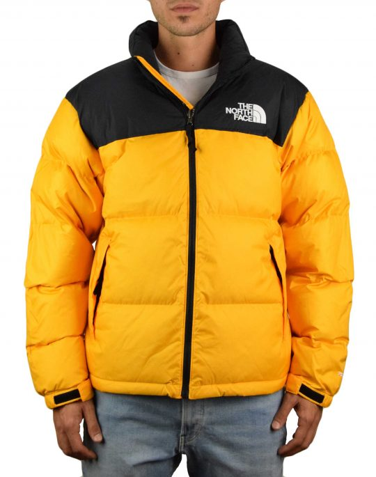 The North Face 1996 Retro Nuptse Jacket (NF0A3C8D56P1) Summit Gold