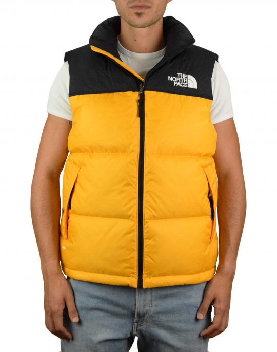 The North Face 1996 Retro Nuptse Vest (NF0A3JQQ56P1) Summit Gold