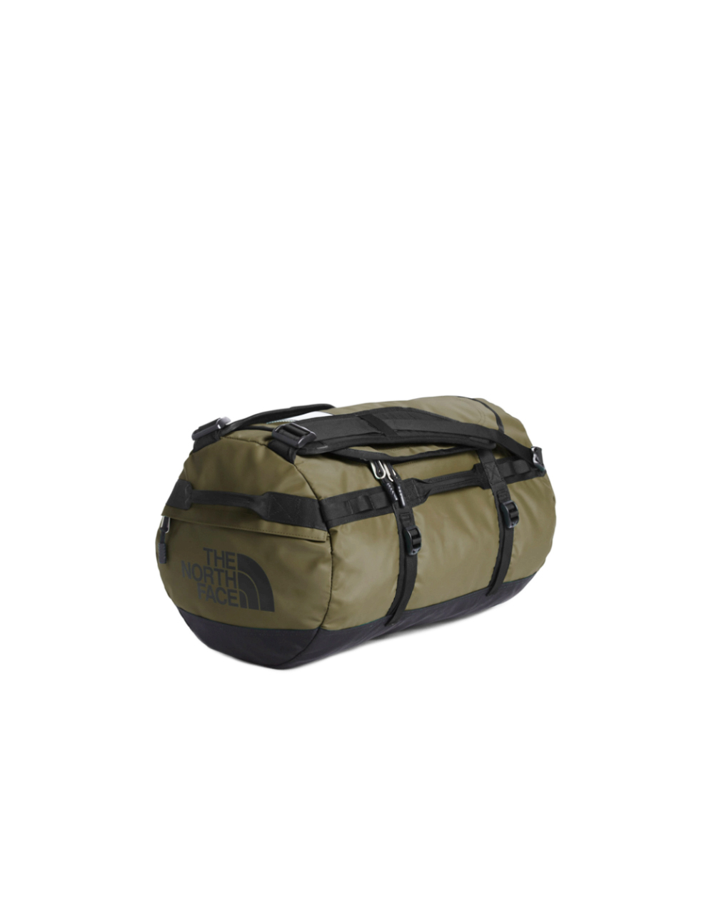 The North Face Base Camp Duffel 50L (NF0A3ETON0W1) Burnt Olive/Black