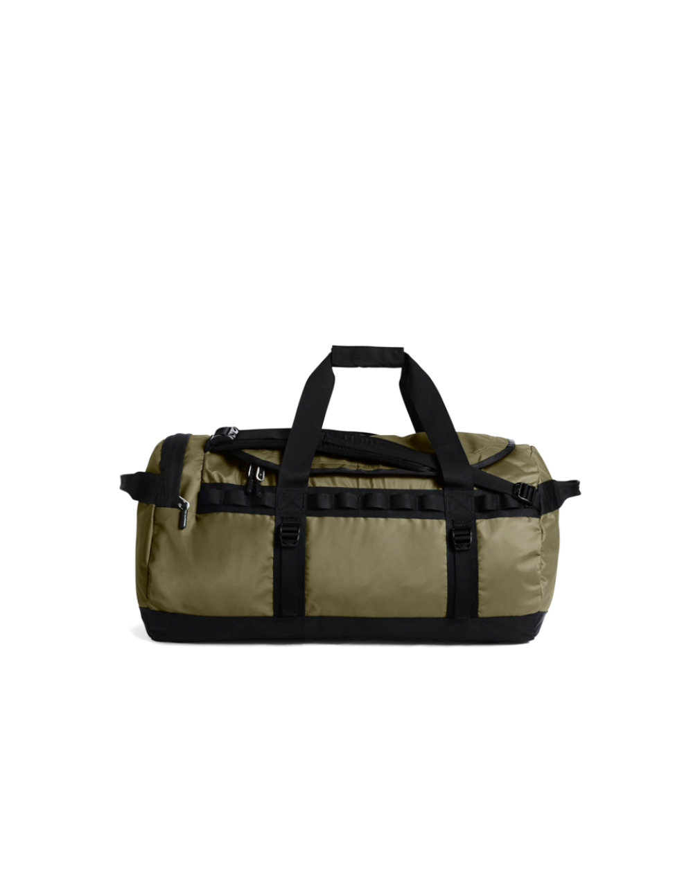 The North Face Base Camp Duffel 71L (NF0A3ETPN0W1) Burnt Olive/Black