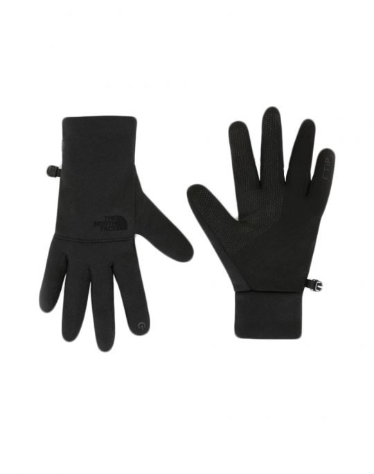 The North Face Etip Recycled Glove (NF0A4SHAJK31) Black