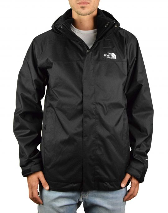 The North Face Evolve II Triclimate® Jacket (NF00CG55JK31) Black