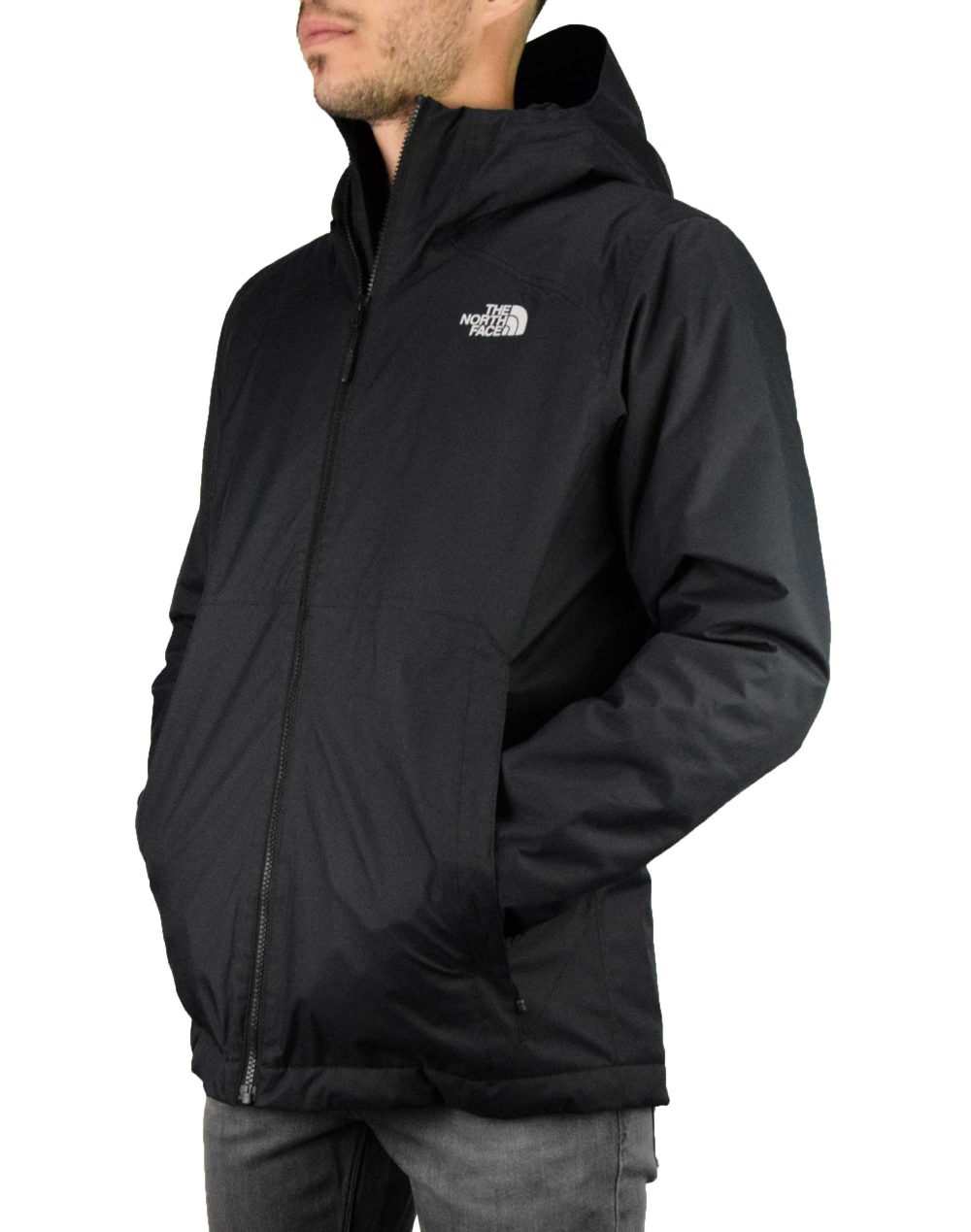 The North Face Millerton Insulated Jacket (NF0A3YFIJK31) Black